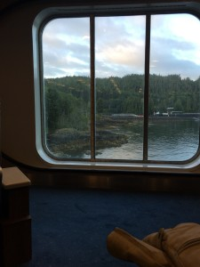 Northern Expedition, B.C Ferries, lounge