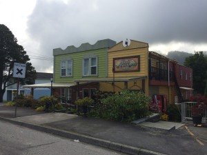 Cute guest house I stayed at in Prince Rupert B.C