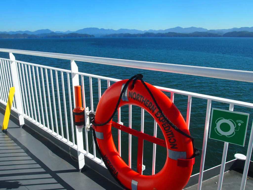 Northern Expedition, B.C Ferries