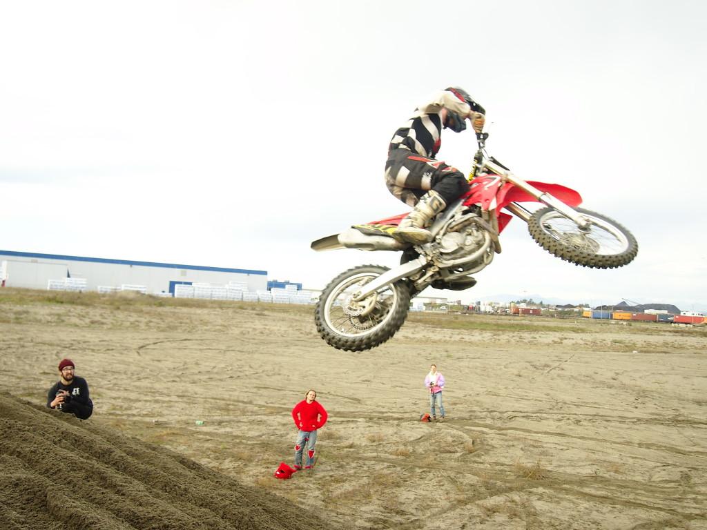Jump at the High Noon Scramble 2015