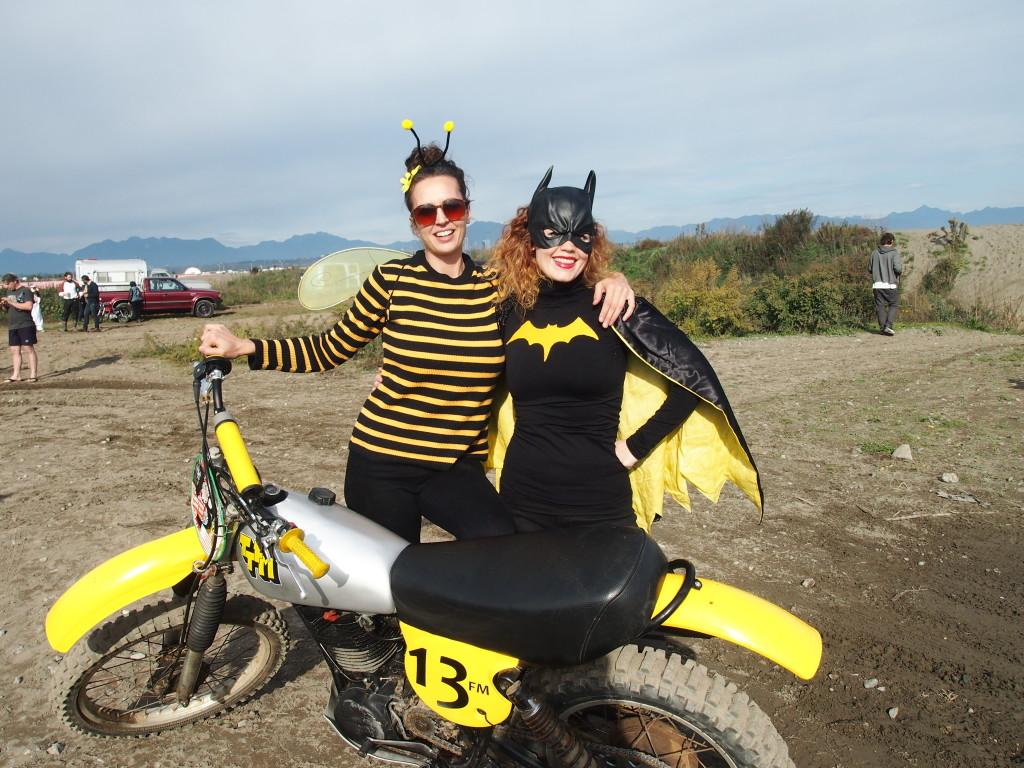 Bats, Bees and Bikes at the High Noon Scramble 2015