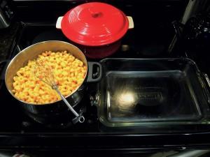 Cheese free macaroni and cheese