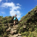 Hiking La Soufriere in Guadeloupe