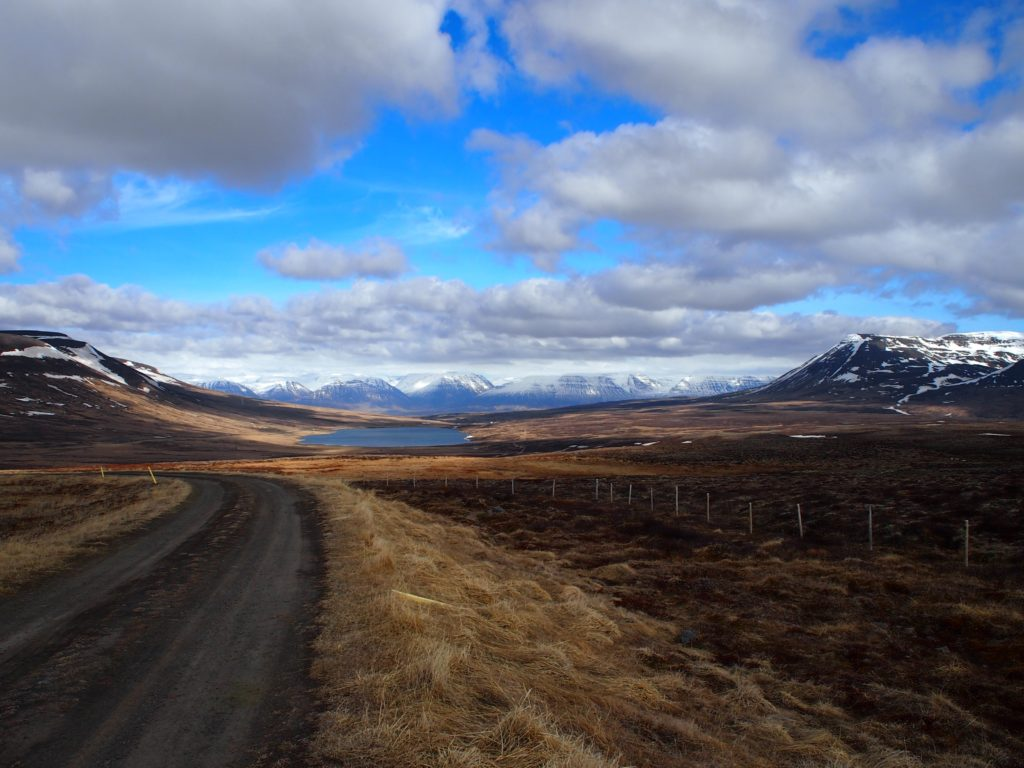 Road trip around Iceland's ring road