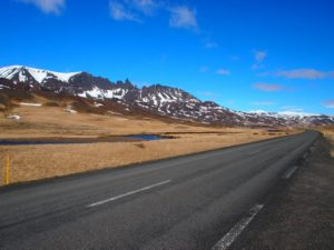 Solo road trip around Iceland's ring road