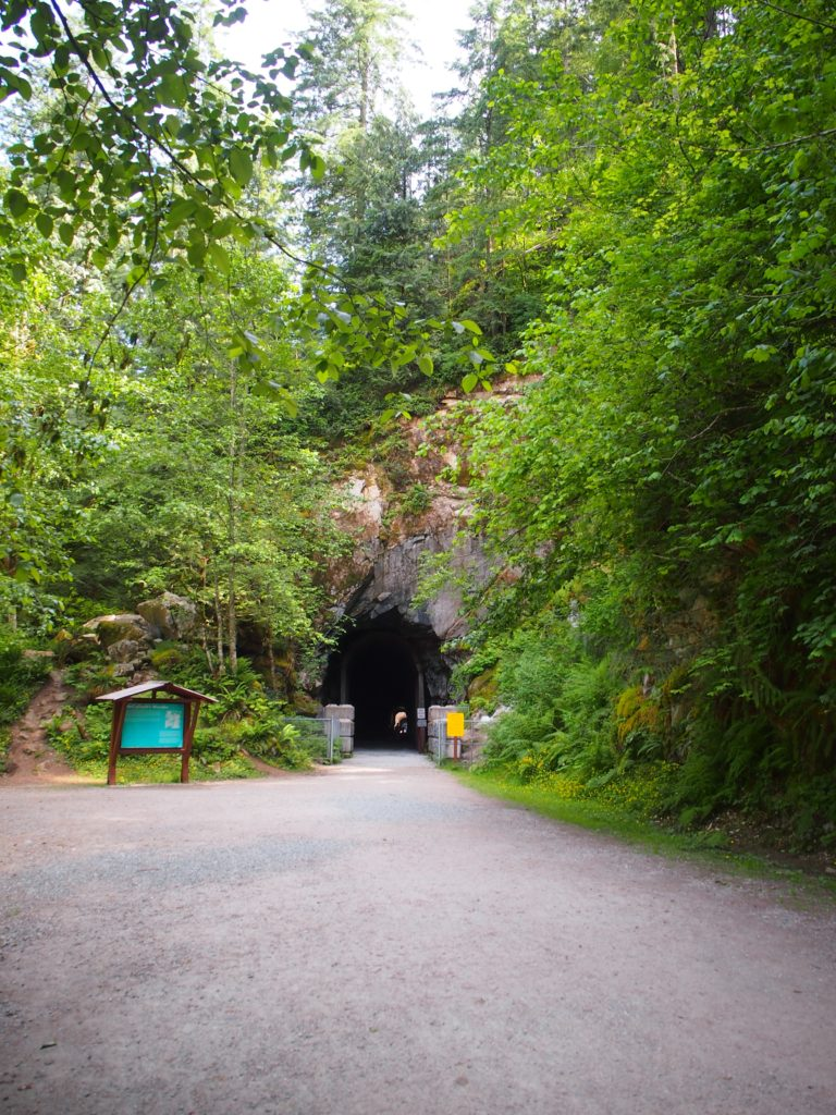 The Othello Tunnels in Hope BC